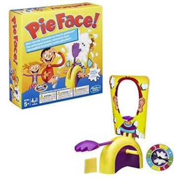 Pie Face, Partyspiel