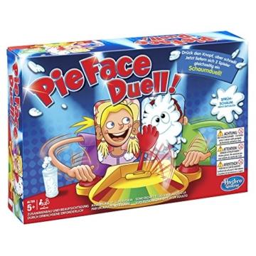 Pie Face Duell Spiel