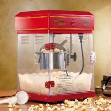 popcornmaschine test