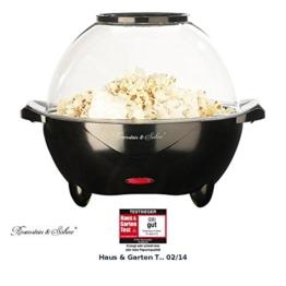 Popcorn-Maschine für zu Hause