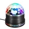 Discokugel RGB Lampe Stimmenaktiviert Bühnenbeleuchtung